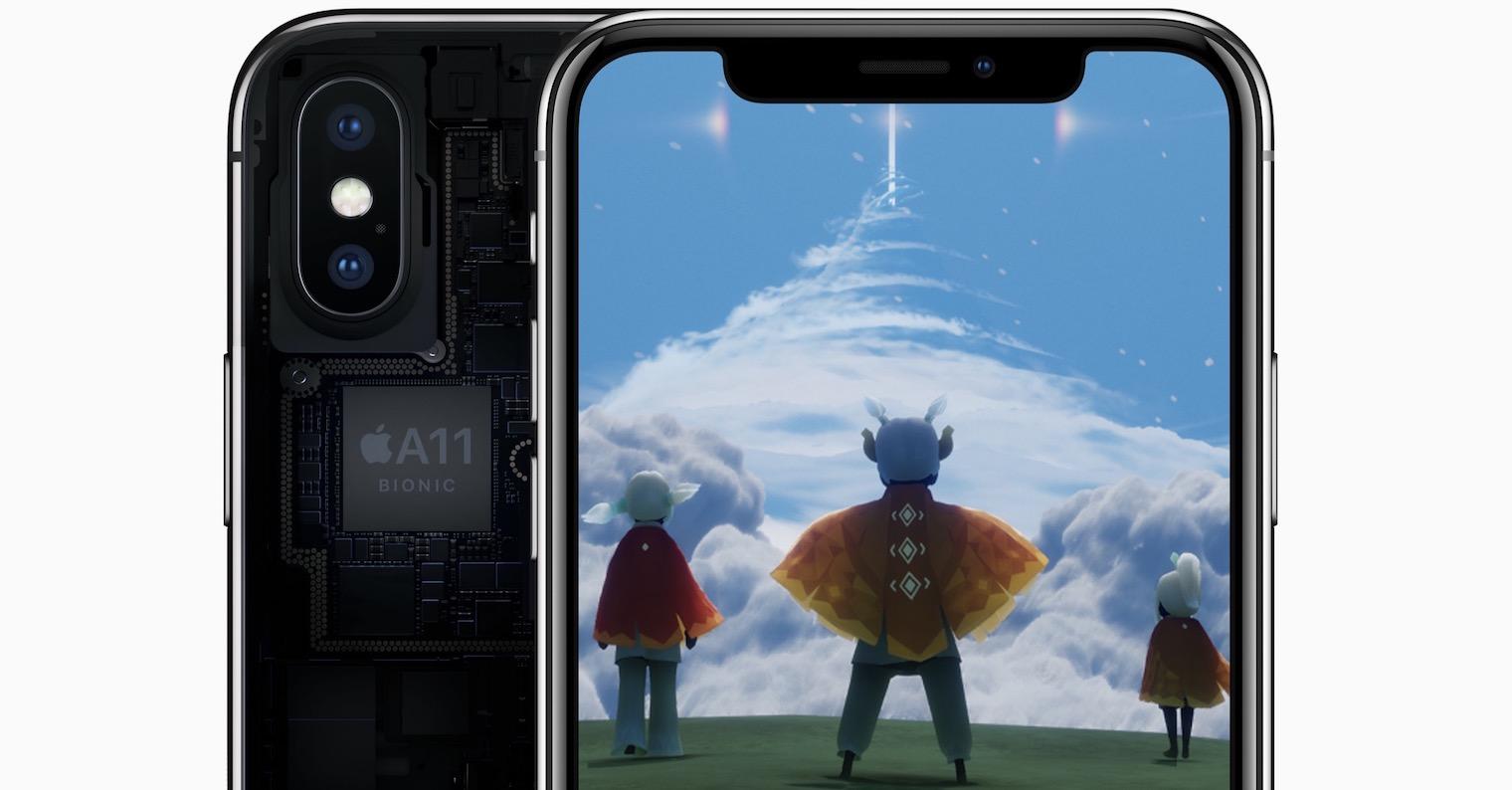 iPhone X A11 Bionic FB