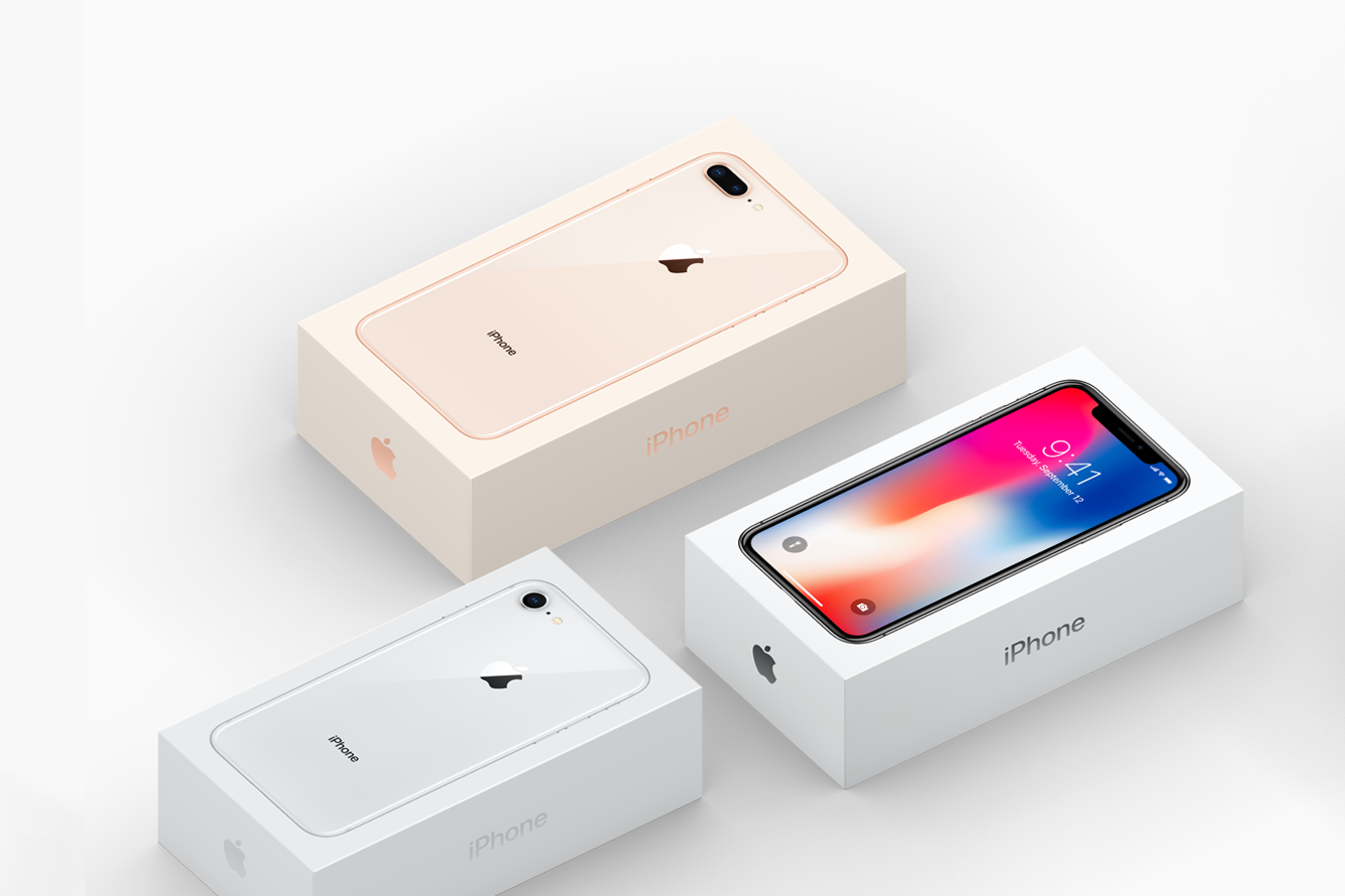 iPhone X Packaging 2