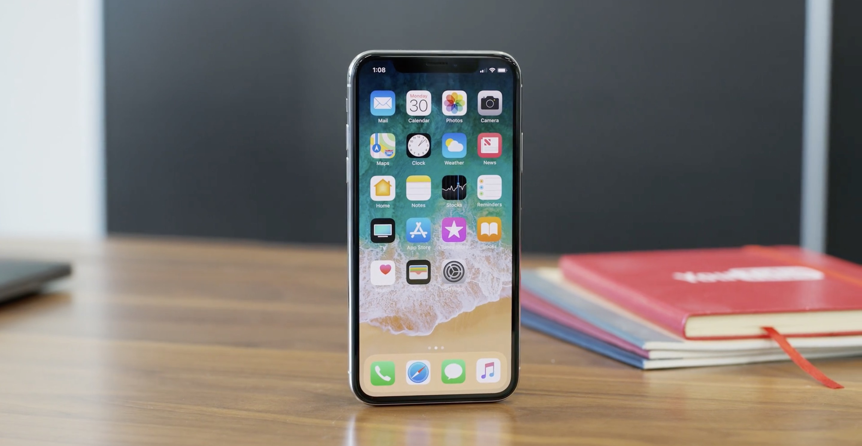 iPhone X review FB