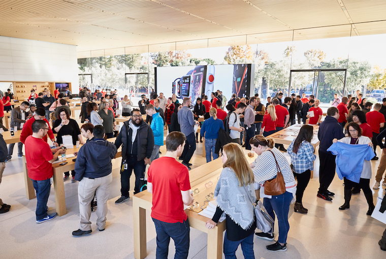 Apple Park Visitor Center 5
