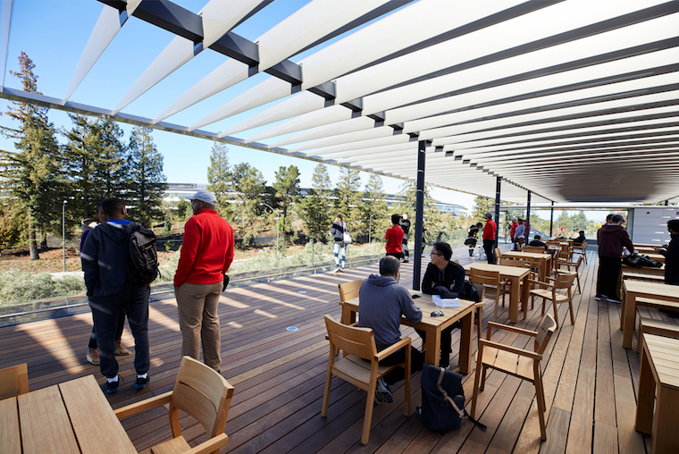 Apple Park Visitor Center 6