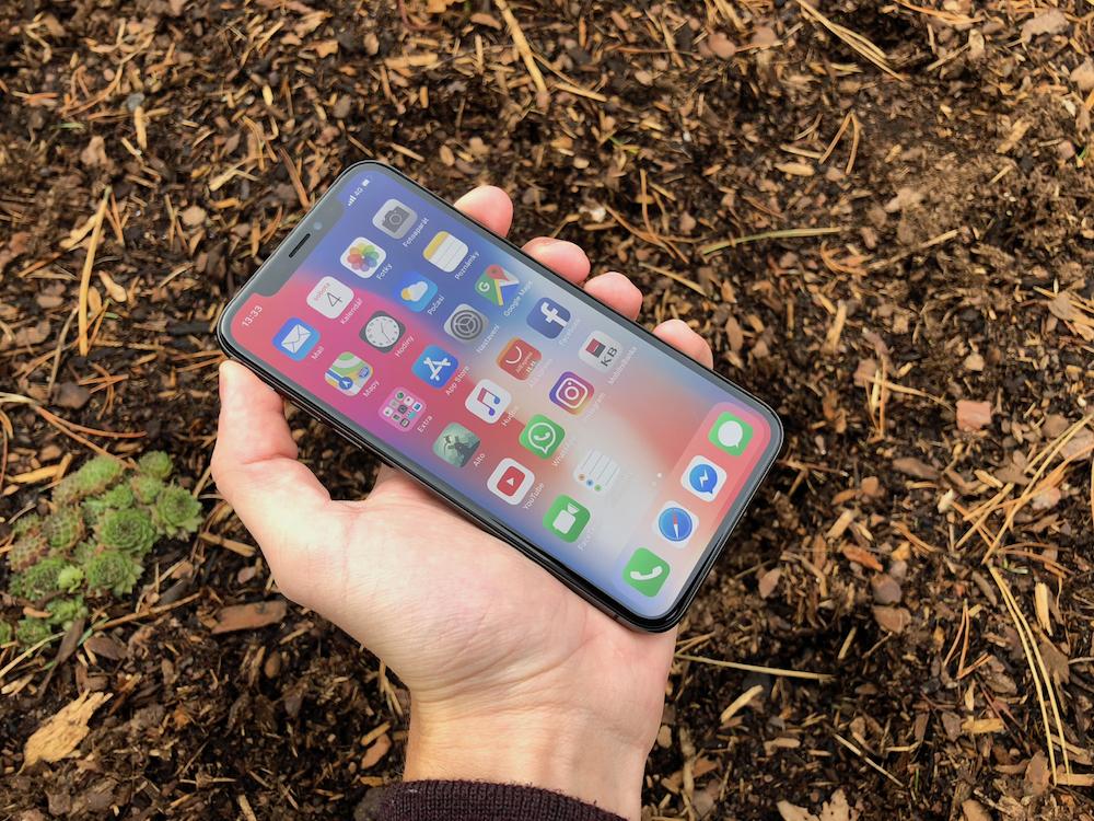 LSA iPhone X 6