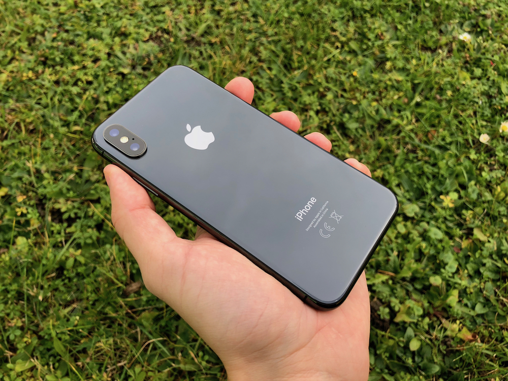 LSA iPhone X 9