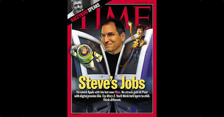 TIME Steve Jobs Toy Story 2 FB