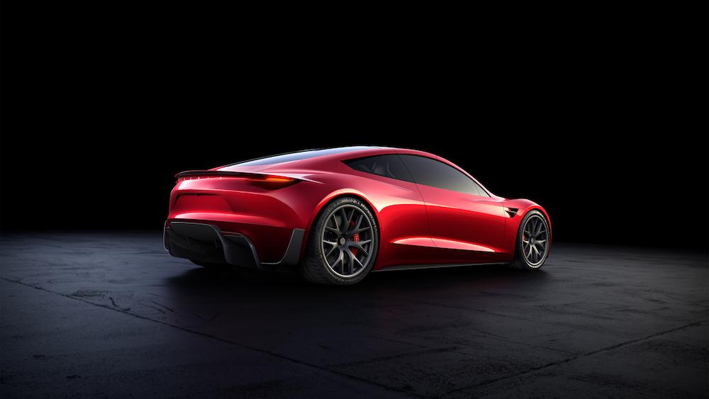 Tesla Roadster 20171