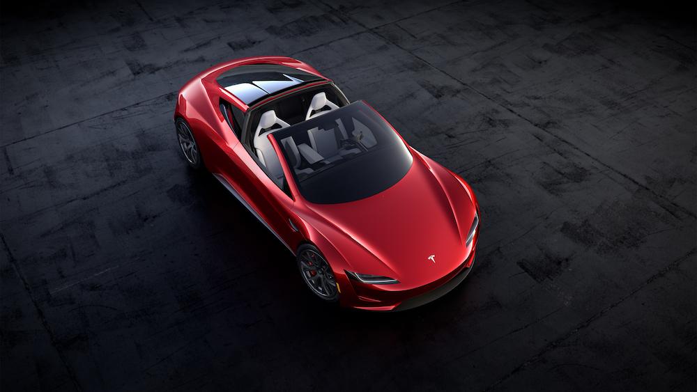 Tesla Roadster 20177