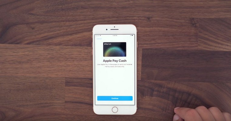 apple pay cash fb