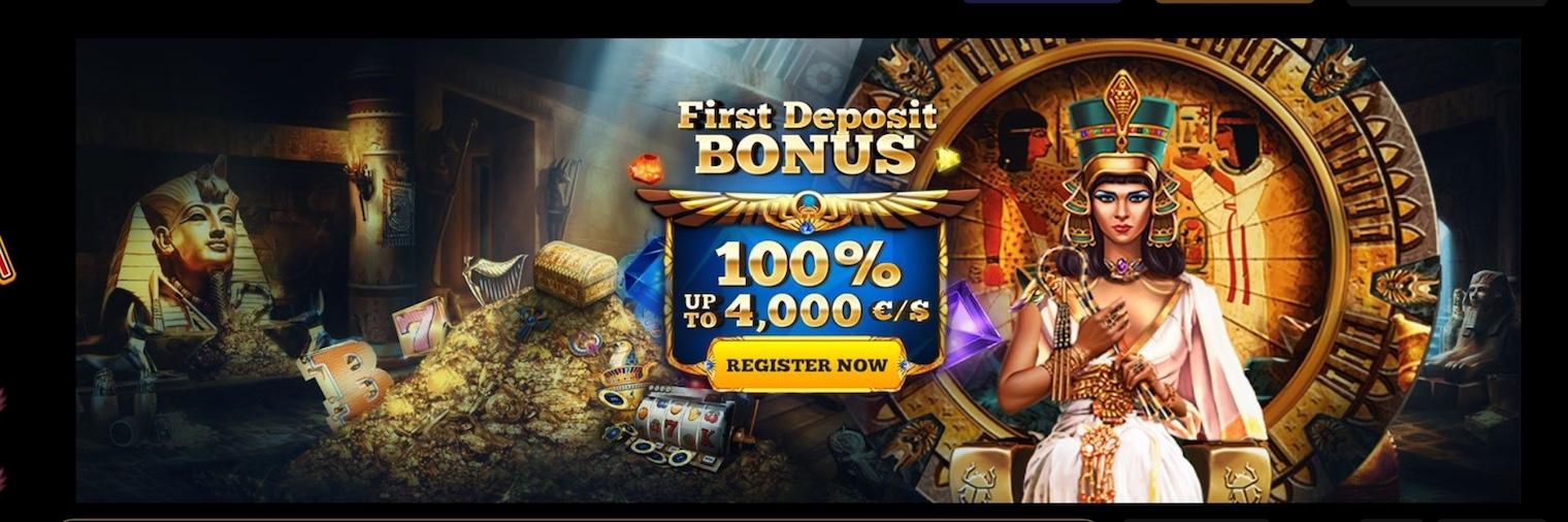 официальный сайт казино клеопатра играть онлайн