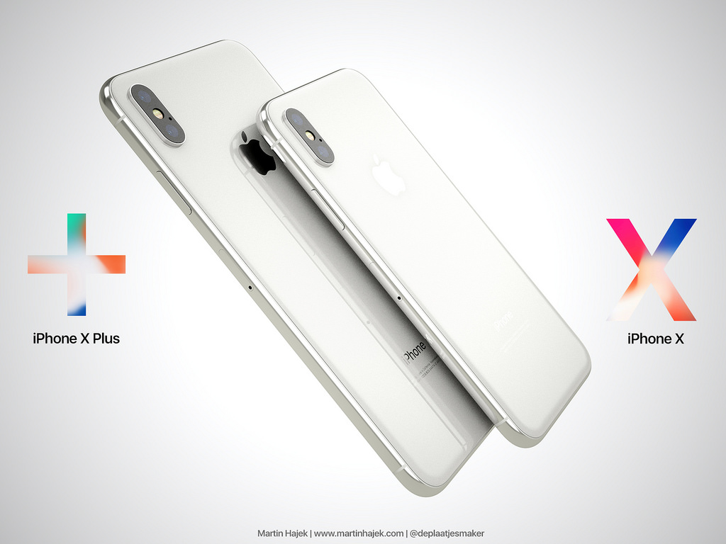 iPhone X Plus concept 17