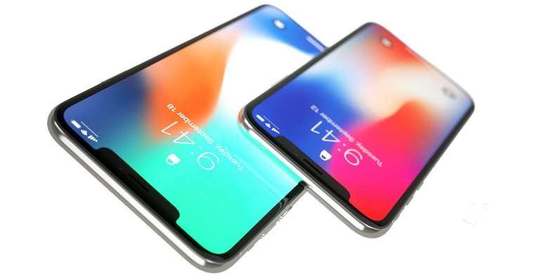 iPhone X Plus concept FB
