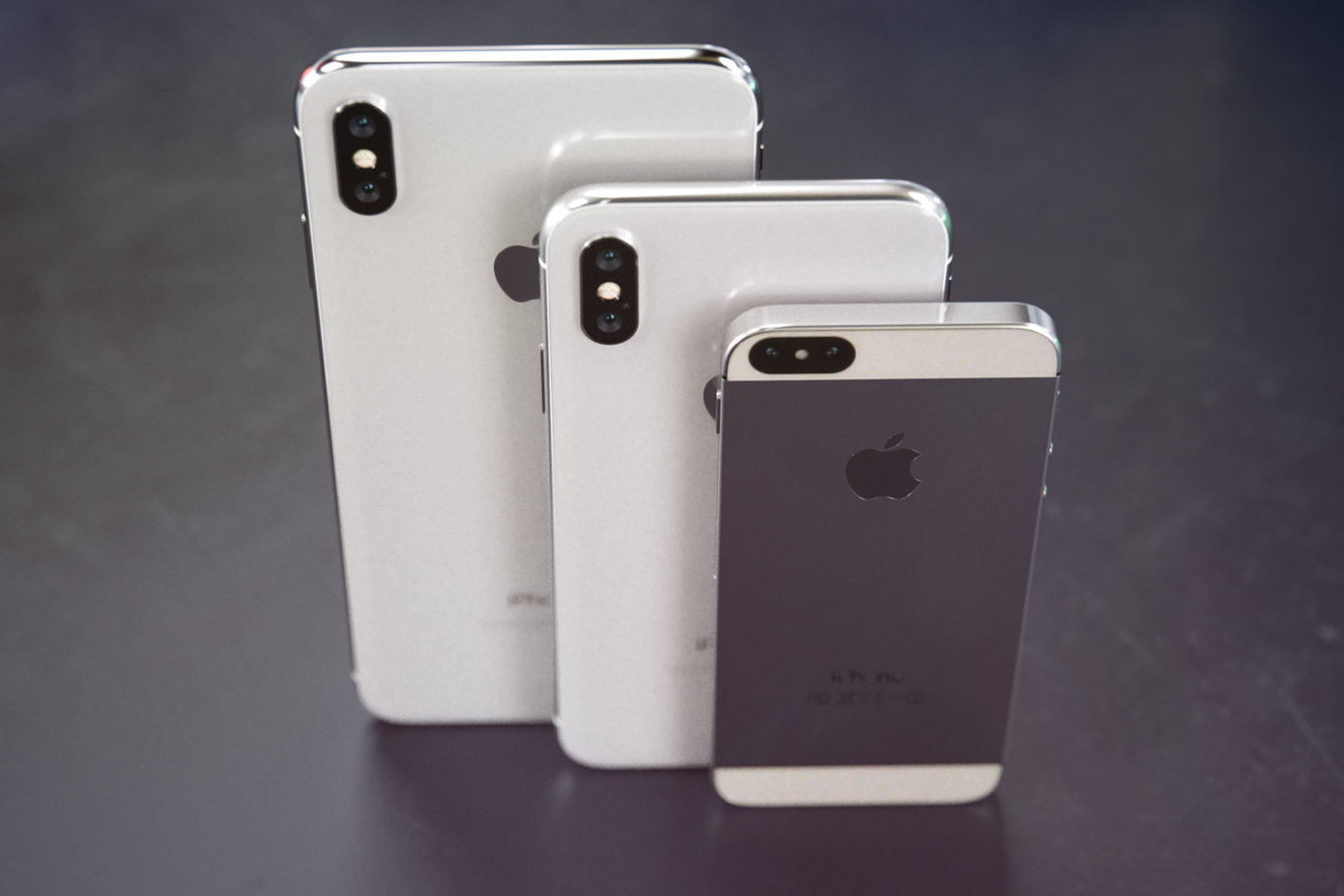 iPhone X Plus iPhone X SE 3
