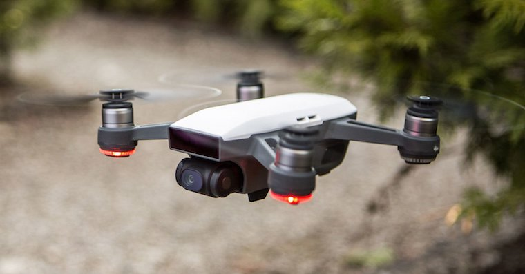 DJI Spark drone FB