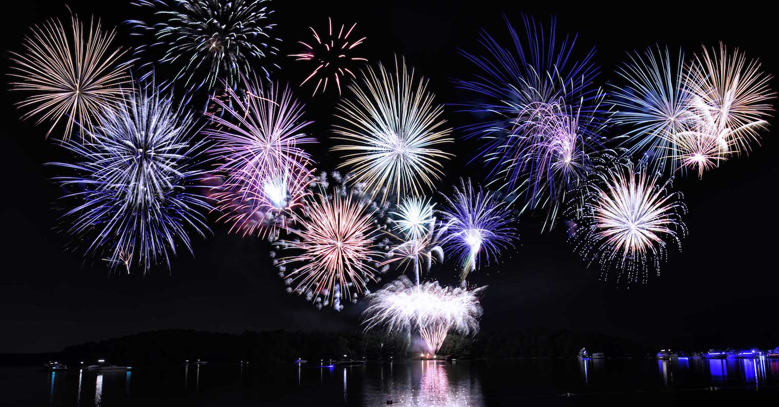 Fireworks FB