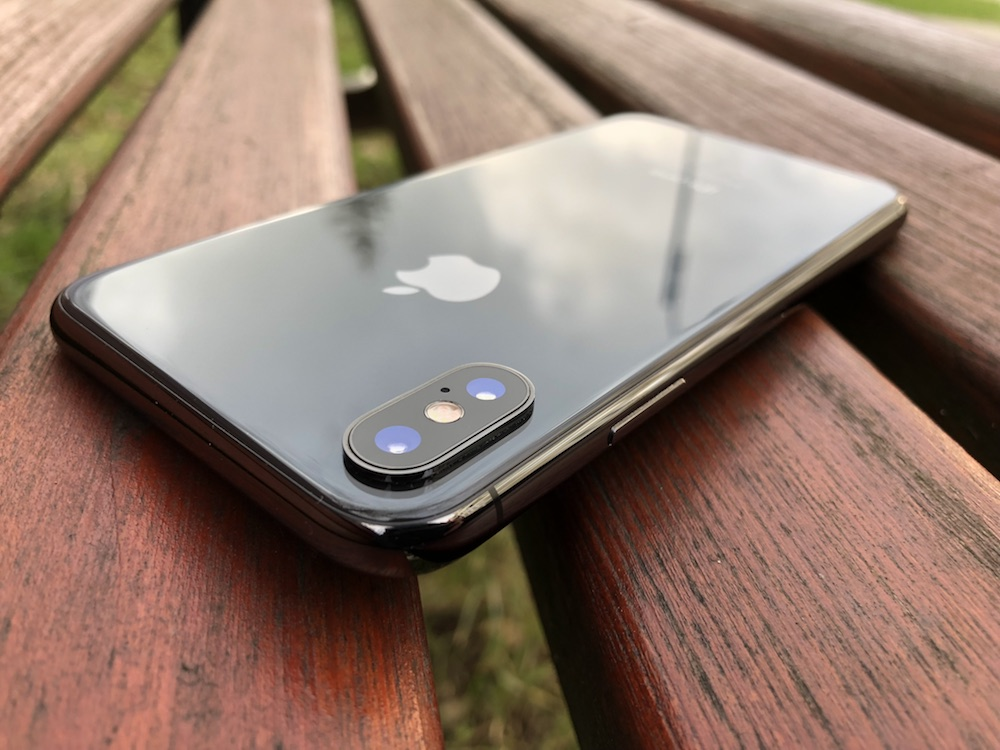 LsA iPhone X camera