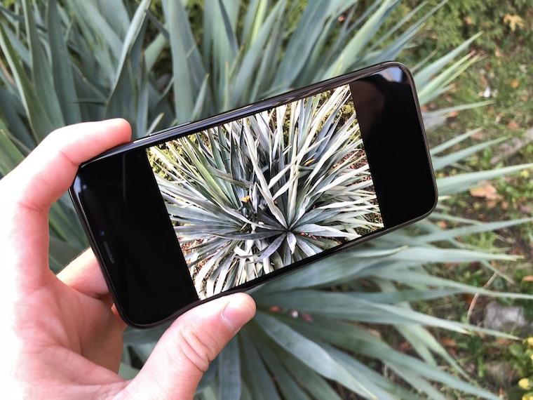 Recenze iPhone X aplikace 3