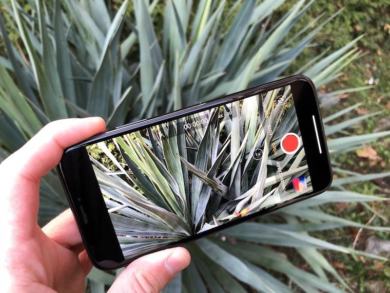 Recenze iPhone X aplikace 5