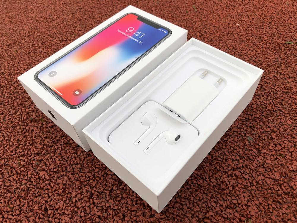 Recenze iPhone X baleni 6