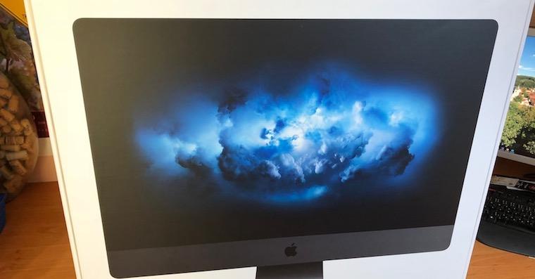 iMac Pro ctenar FB