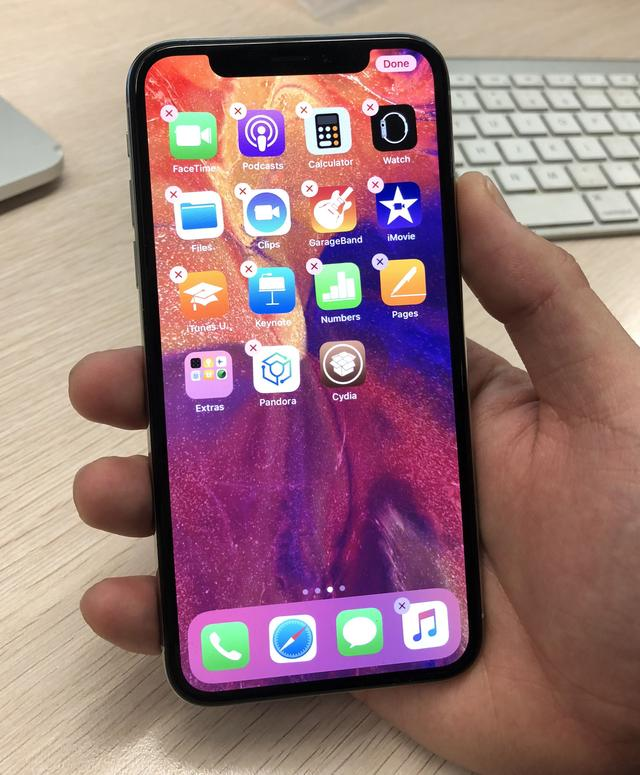 iOS 11.2.1 jailbreak iPhone X