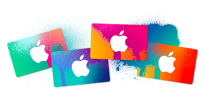 iTunes-Gift card FB