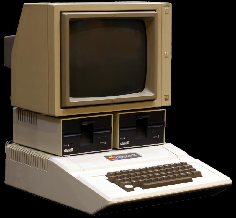Apple II 01