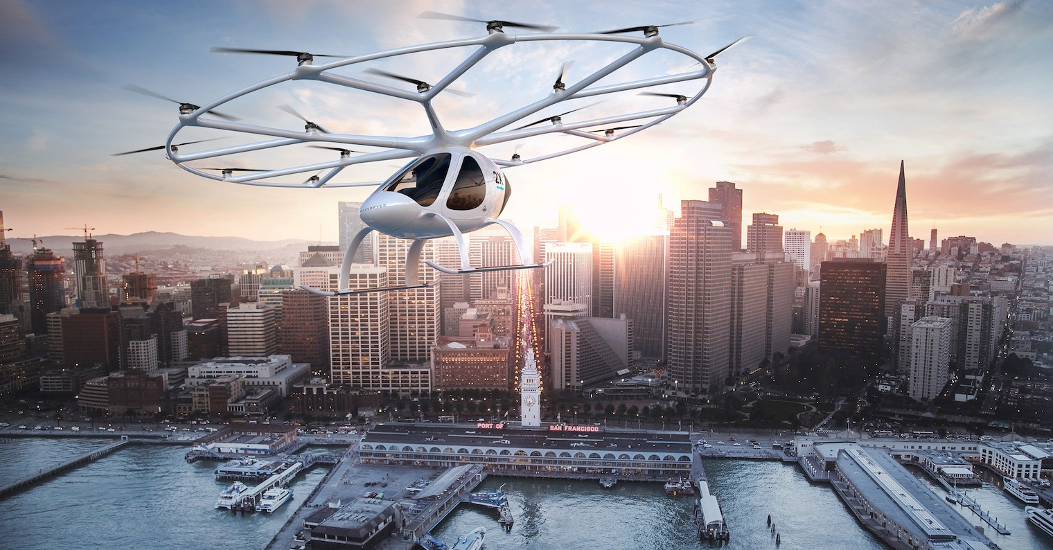 Volocopter VC200 FB