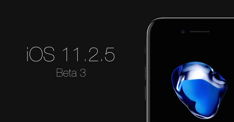 iOS 11.2.5 FB