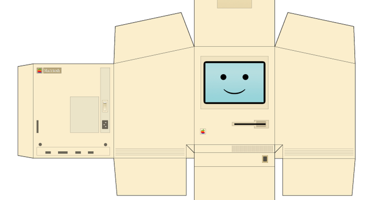 mac papercraft fb