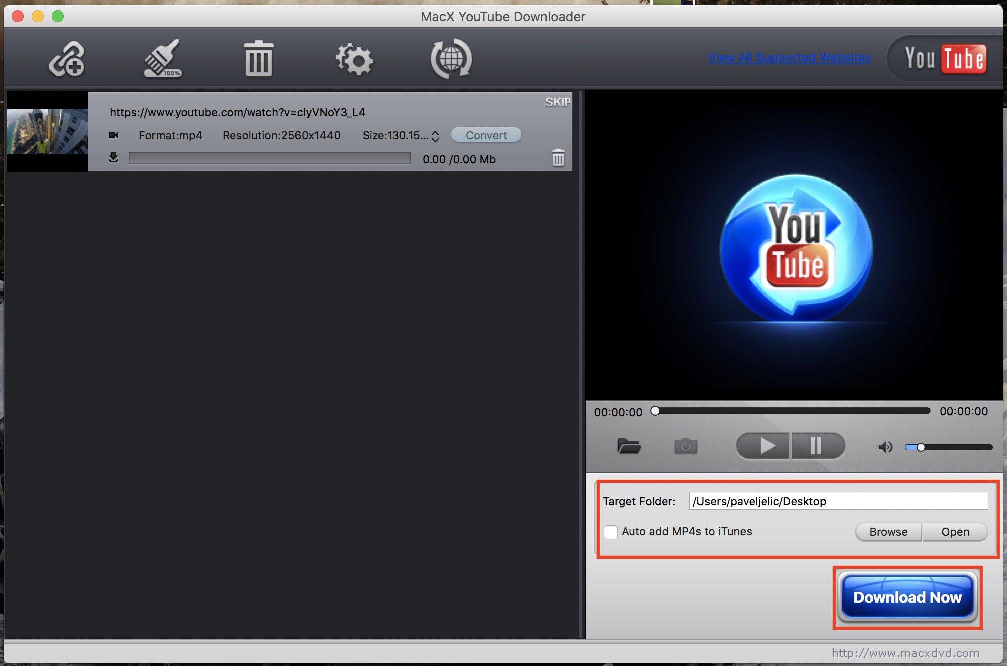 Youtube video converter pie lick scene