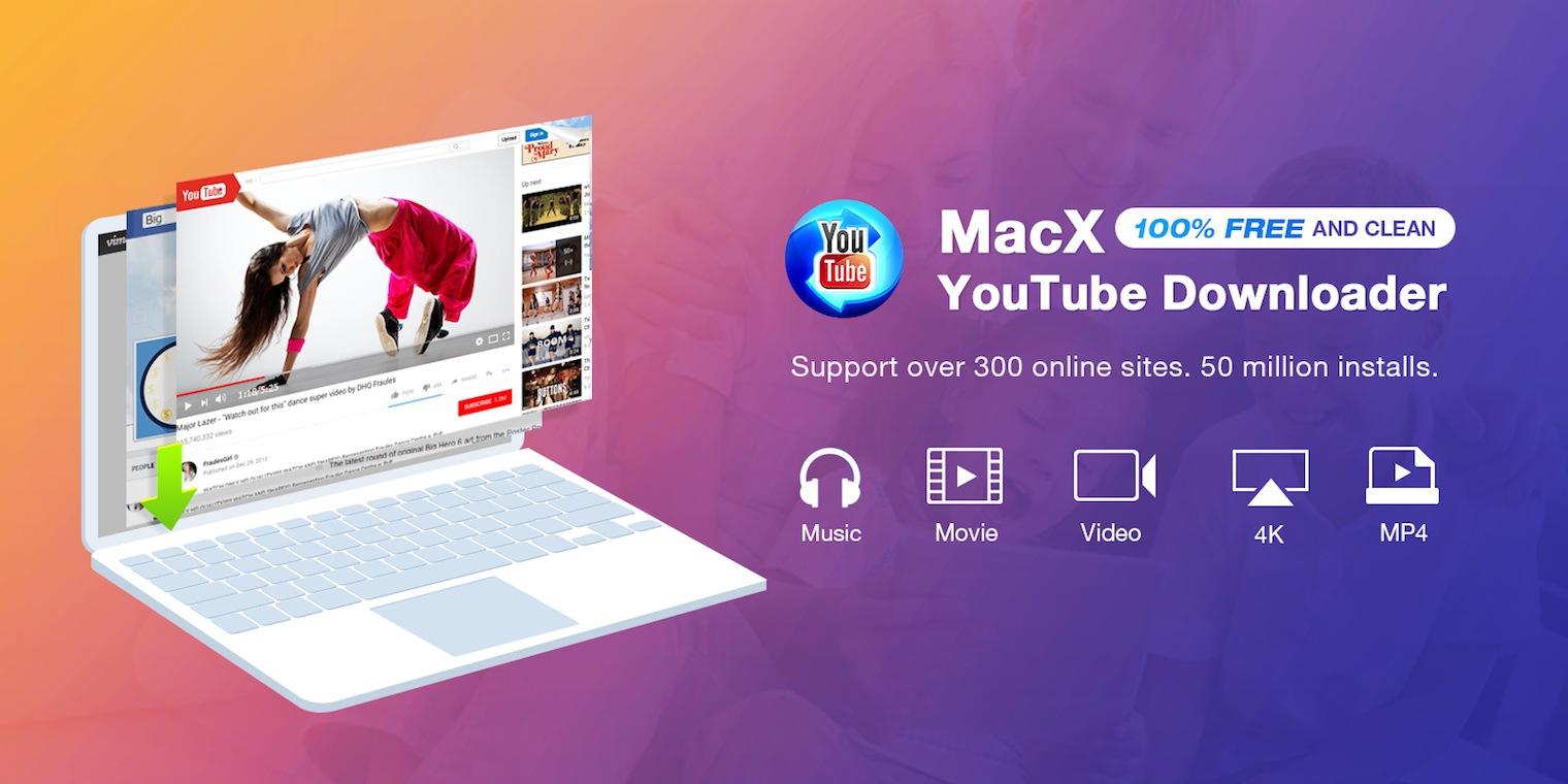 Recenze MacX YouTube Downloader – ideální program na