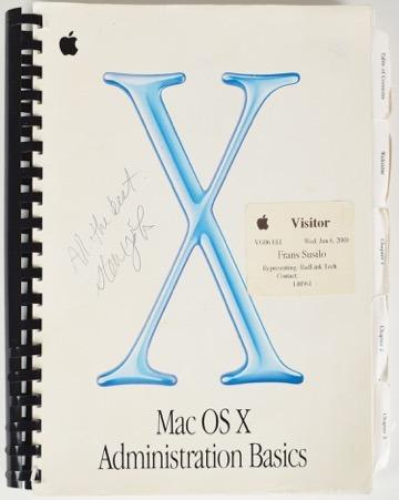 Mac OS X základy s malým venovaním môžu mať obrovskú hodnotu - svetapple.sk
