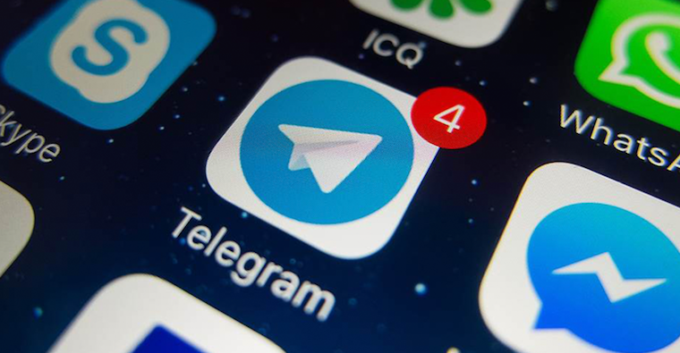 telegram fb