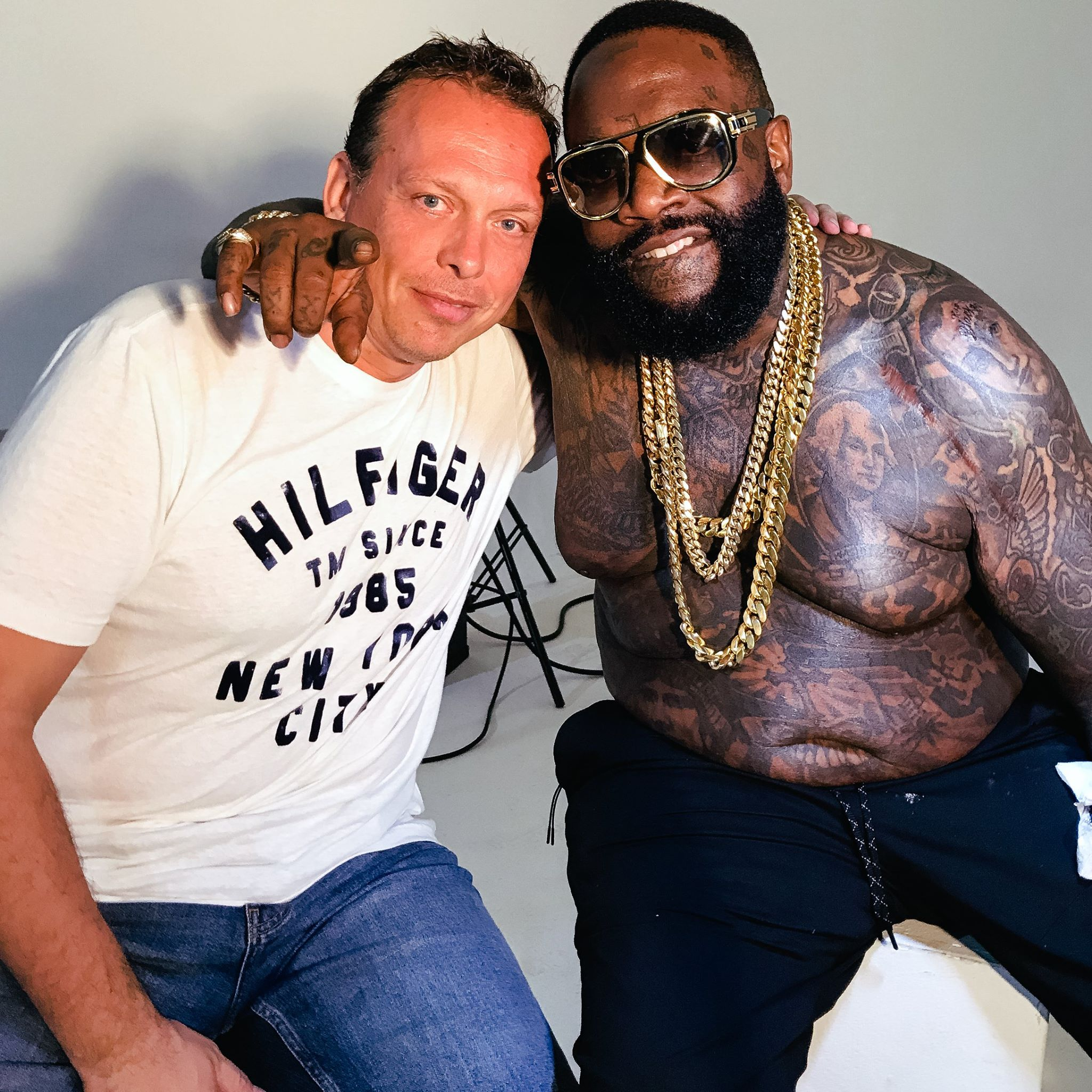 Jan Freire Rick Ross