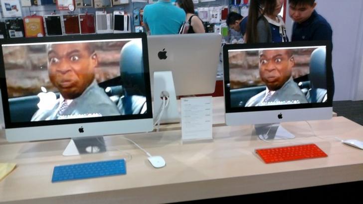 Apple Store zdroj Buzztache