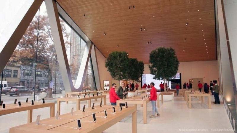 Apple Store zdroj Patnetly Apple