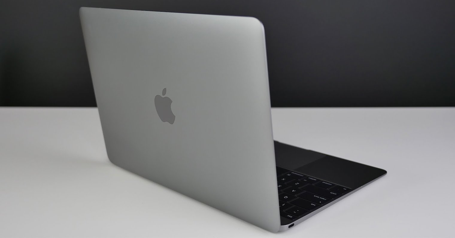 MacBook Retina Space Gray FB
