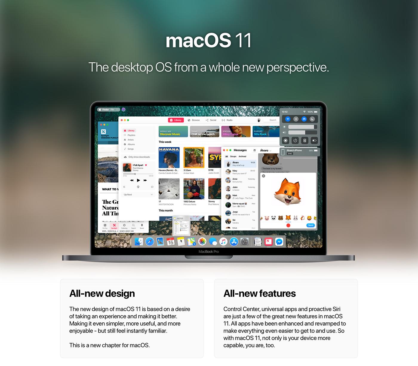 macOS 111