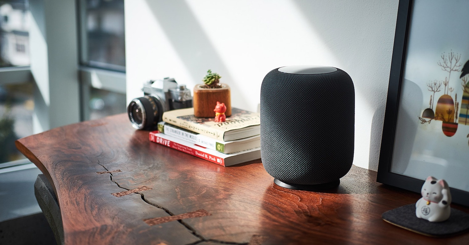 HomePod stand Grovemade FB
