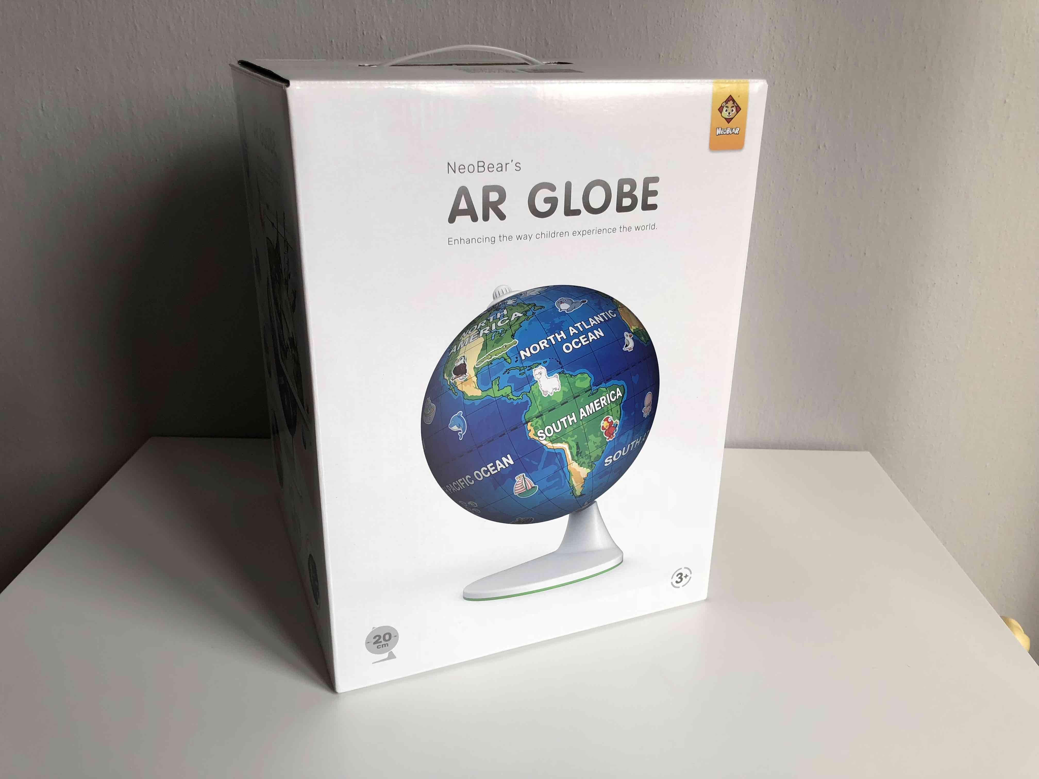 Neobear AR Globe 2