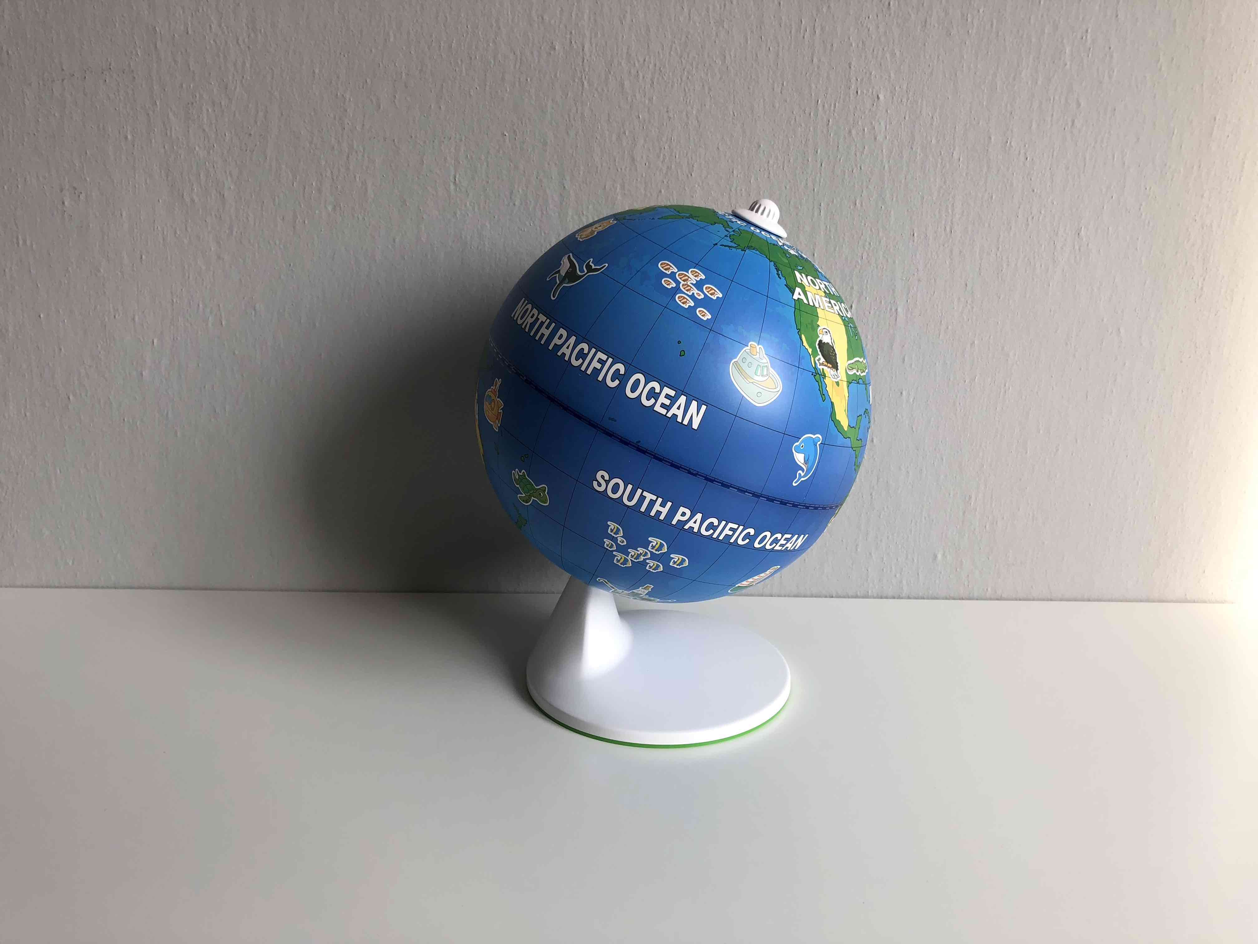 Neobear AR Globe 3