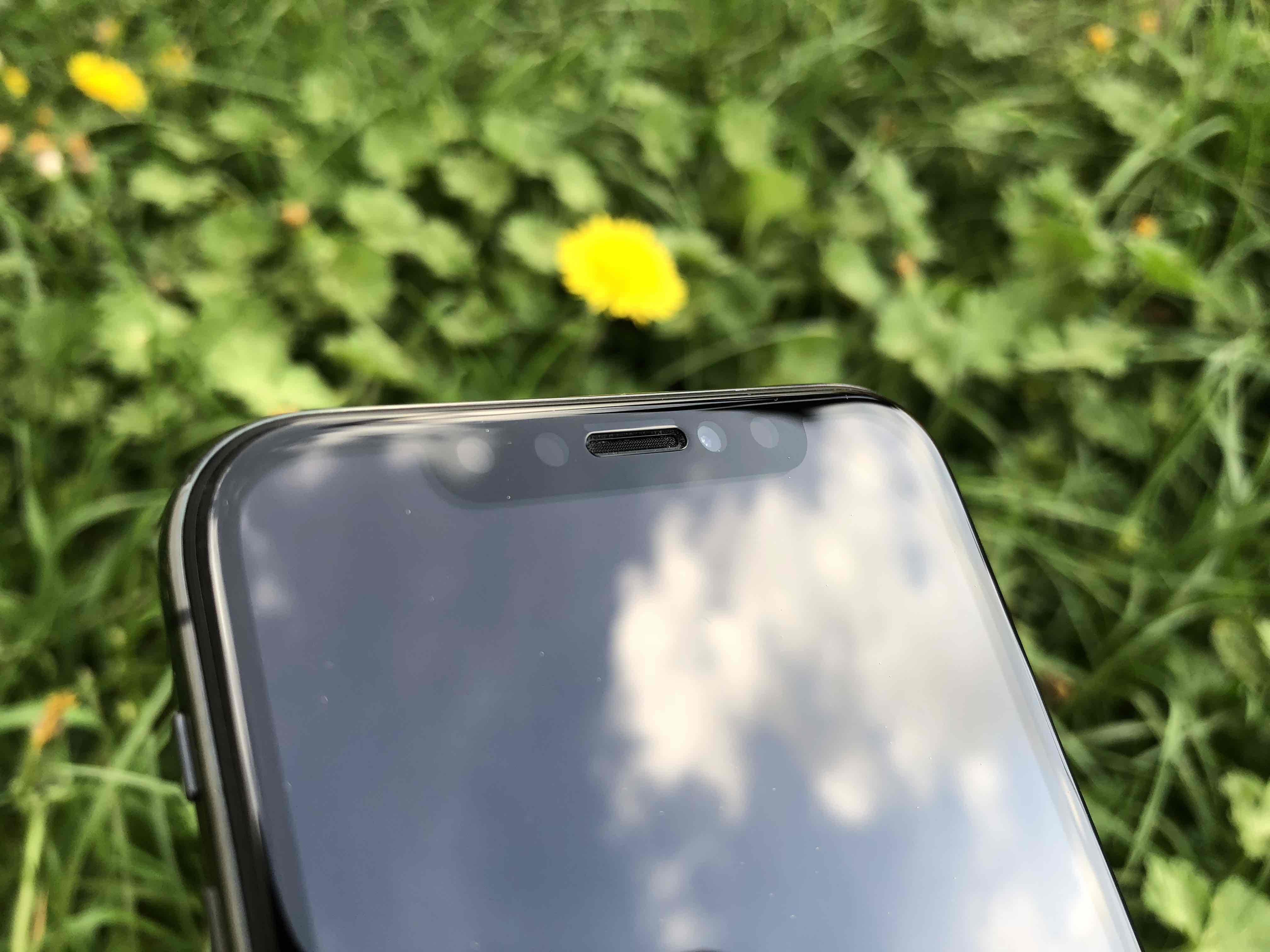 PanzerGlass iPhone X test 3