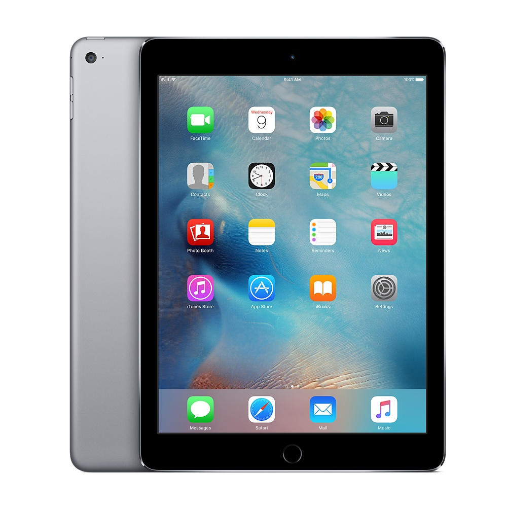 iPad Air 2 Space Gray zdroj Apple.com