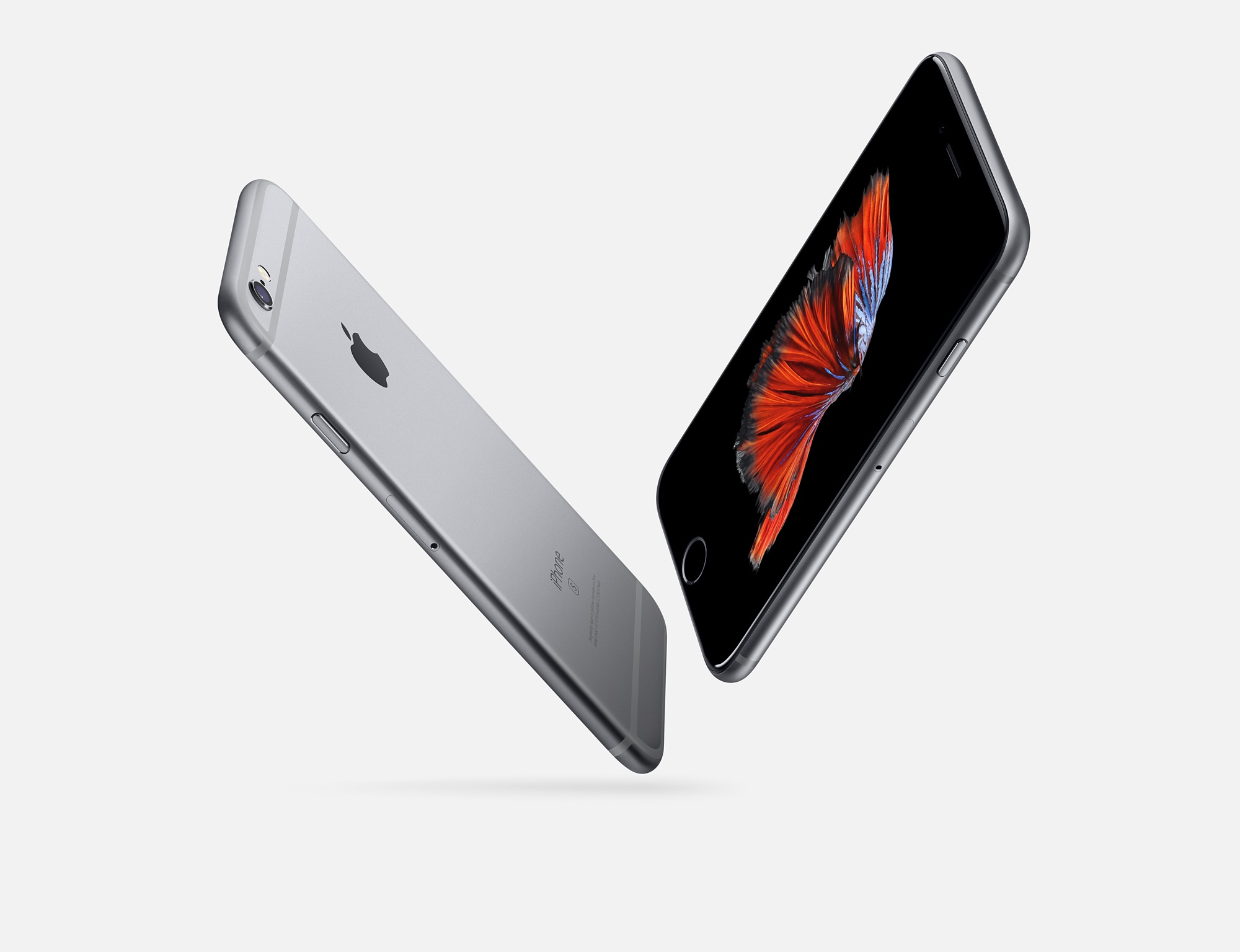 iPhone 6 Plus Space Gray zdroj Apple.com