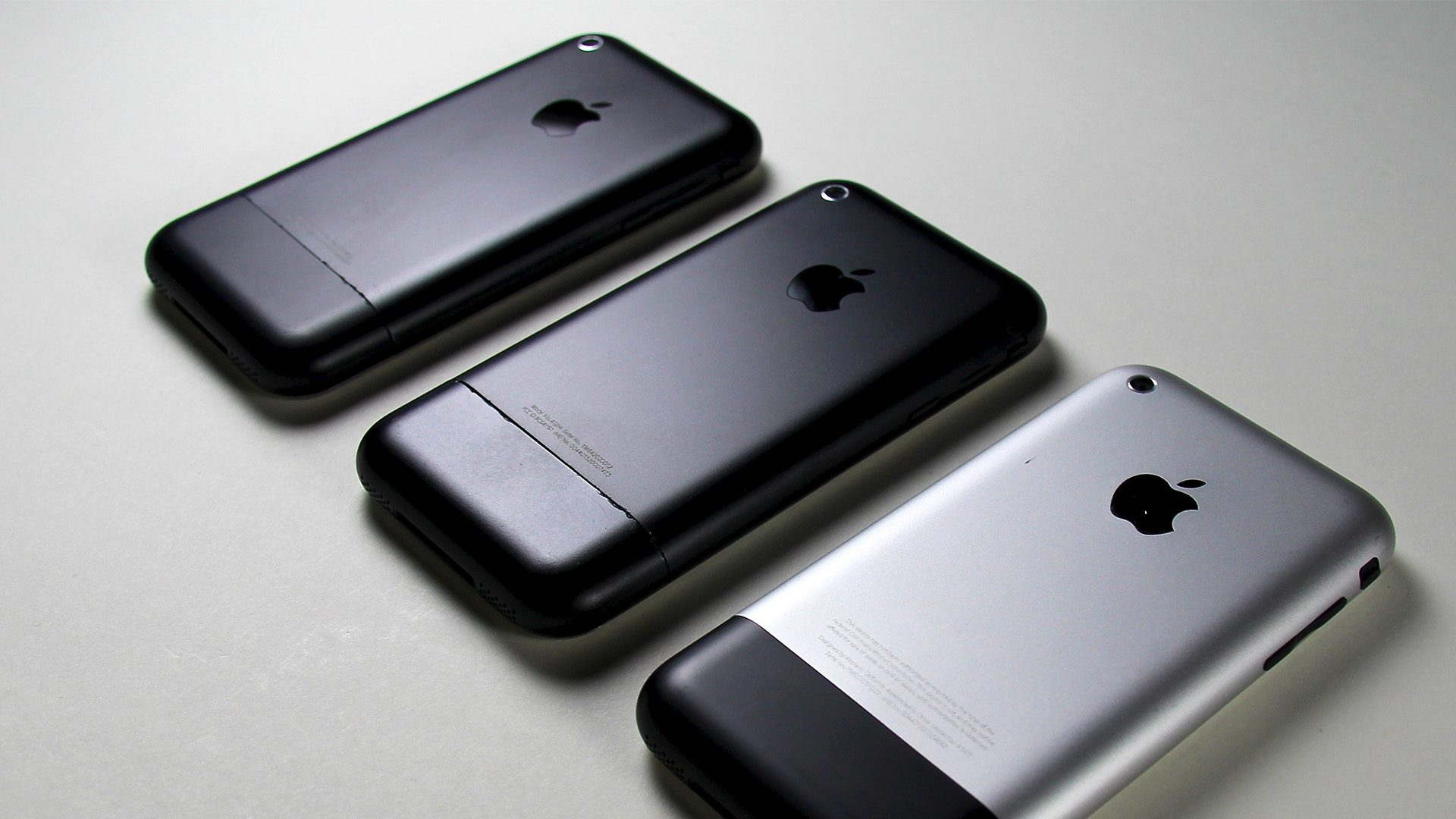iPhone Black Prototype zdroj Jim Abeles
