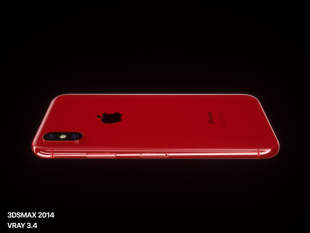 iPhone X (PRODUCT)RED 2