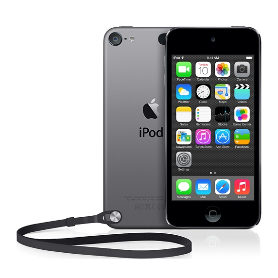 iPod touch 5th Gen Space Gray