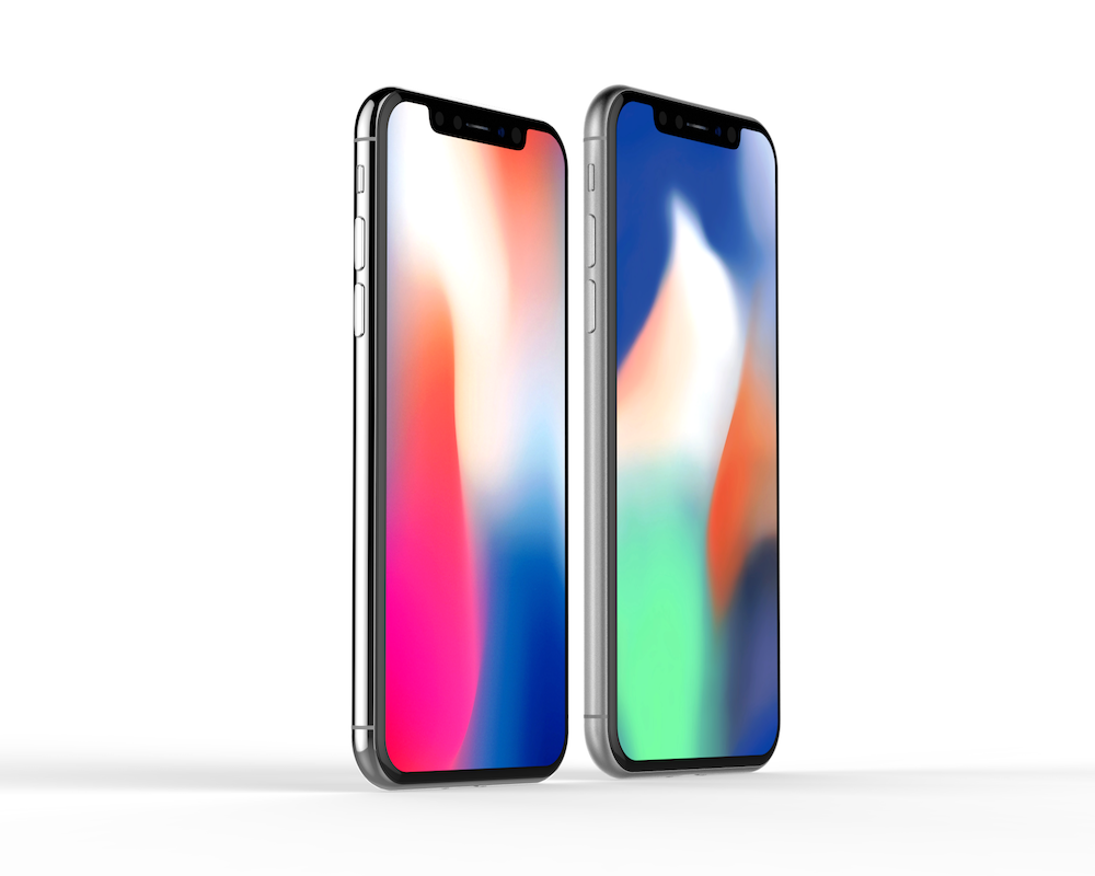 lcd iphone x 8