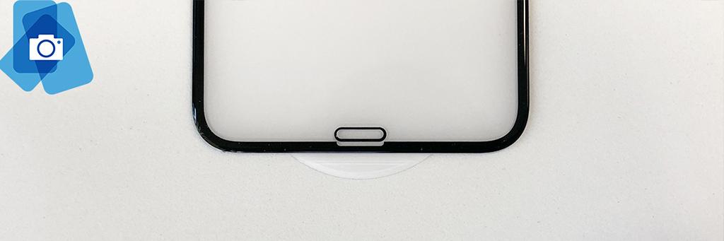 3D Tvrzené sklo na iPhone X – LSA 3