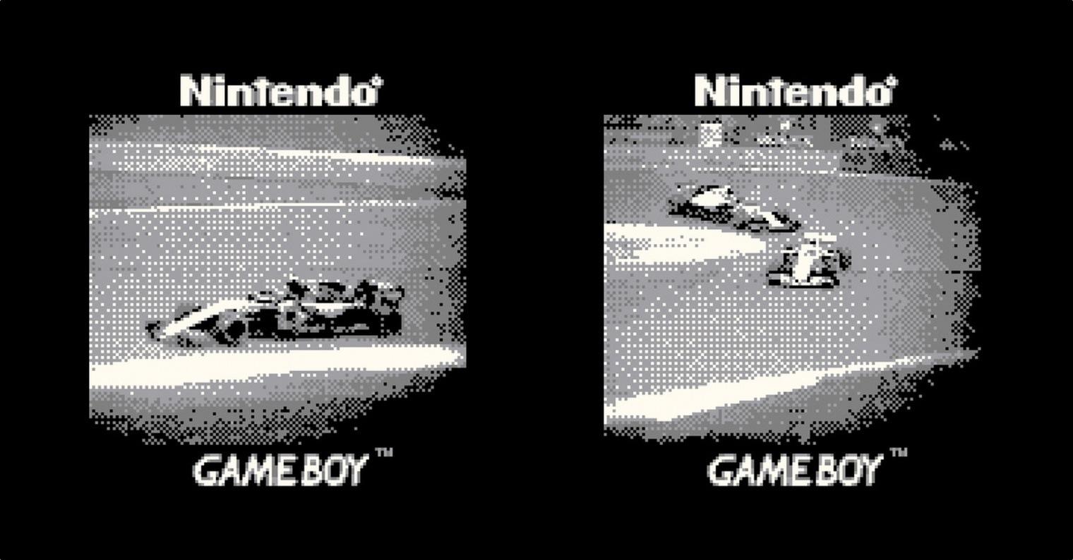 Gameboy F1 photo