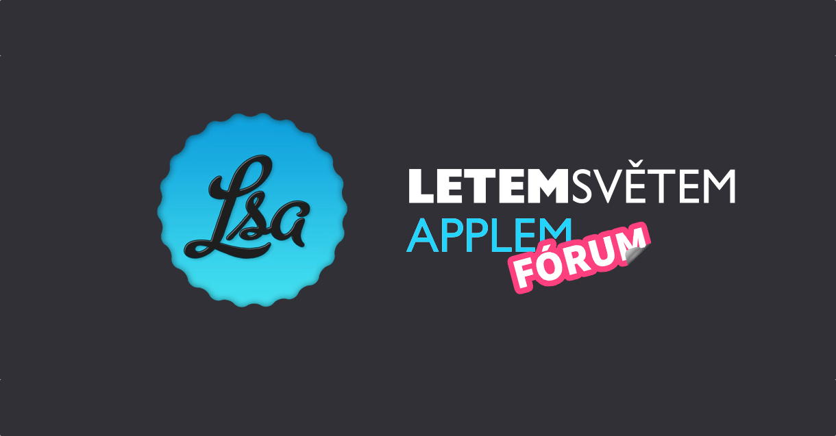 LSA Apple forum FB